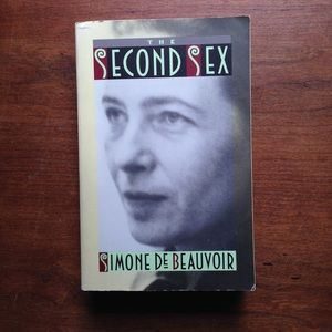 "Simone De Beauvoir ""The Second Sex"""